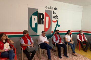 Necesitamos un partido fuerte y cercano a la gente: Eligio González