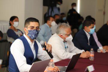 Fortalecen medidas sanitarias en Morelia ante dispersión del COVID-19