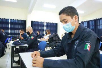 IEESSPP, sede para la evaluación nacional de Técnico Superior Universitario en Seguridad Pública