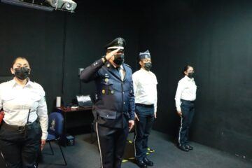 Avanza IEESSPP con cumplimento de metas 2021 en Educación Policial