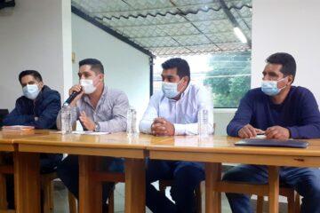 Pueblos originarios refrendan su respaldo a Nacho Campos