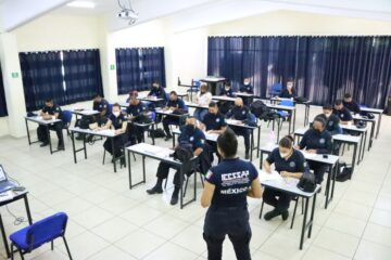 Concluye IEESSPP capacitación para Policia Michoacán