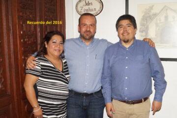 David Garibay felicita a Agencia Infomanía