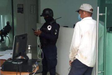 Policía Municipal libera a adulto mayor víctima de secuestro virtual