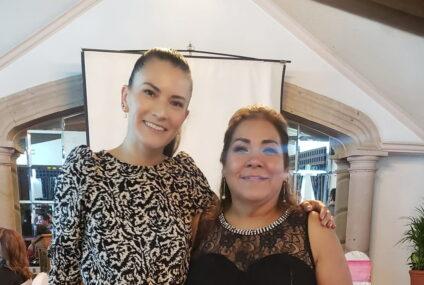 Joanna Moreno felicita a Infomanía