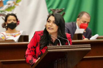 Nuestras primeras propuestas serán reducir los ingresos de los diputados y la eliminación de gastos superfluos: Brenda Fraga