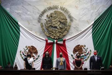 Por unanimidad, designan a Adriana Hernández Presidenta de la Mesa Directiva del Congreso del Estado