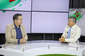 Los michoacanos piden juicio político para Silvano Aureoles: Julio Peguero
