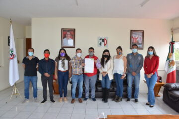 Reabre PRI Michoacán su Escuela de Cuadros: Aldo Argueta