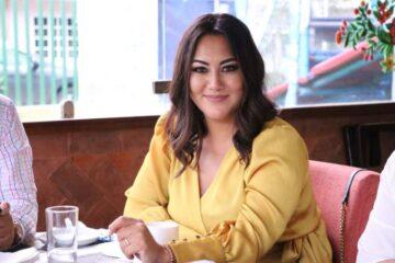 Trabajo legislativo con resultados para Distrito de Zacapu y Michoacán compromiso de Mónica Valdez Pulido