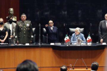 Gobierno Federal trabaja con comisión de pacificación y plan de bienestar integral para Aguililla: SSPC