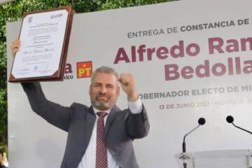 Validación de elección de Guerrero, señal que TEPJF ratificará triunfo de Bedolla: Ochoa