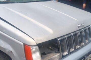 Policía Municipal asegura dos vehículos con huellas de desvalijamiento
