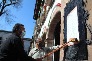 """Con importantes eventos se celebrará 487 Aniversario de """"Ciudad de Mechoacan"""" y Entrega de la Presea"""