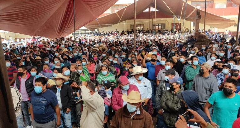 Triunfa la Autonomía en Turícuaro