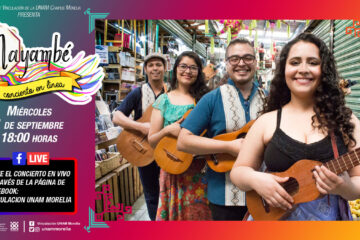 Mayambé presentará concierto a distancia UNAM Morelia