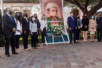 A 256 años del natalicio de Morelos en Valladolid