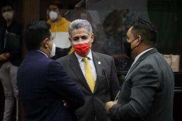 Legisladores priistas trabajamos por Michoacán, no por intereses económicos: Jesús Hernández
