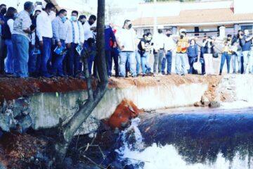 Uruapan gana premio Latam Smart City por rescate del Río Cupatitzio, proyecto que fue impulsado por Víctor Manríquez