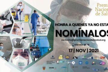 El Premio Nacional de Salud 2021 será para los héroes del personal de salud que falleció salvando vidas por Covid-19