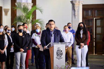 Nacho Campos presenta directores