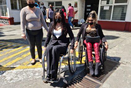 Realizan ejercicio en pro de la inclusión