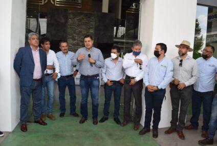Facilitar inversiones para reactivar economía: Nacho Campos