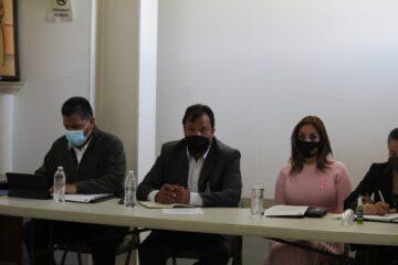 Para el combate de delitos, se coordinan Pátzcuaro y FGE