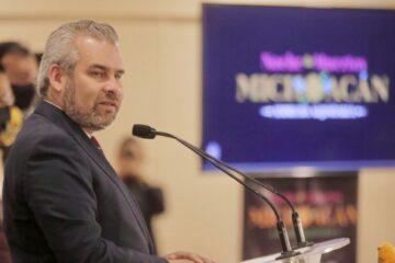 Propone Bedolla estímulos para liberar trámites vehiculares y apoyar la economía popular