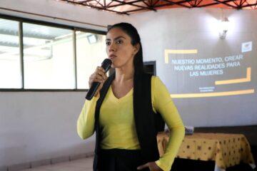 Respaldan mujeres perredistas a Fanny Arreola y Julieta Gallardo
